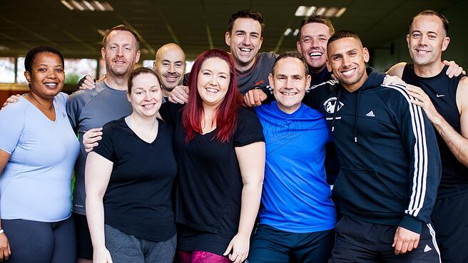 boot camp milton keynes