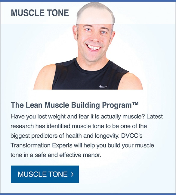 The DVCC Muscle Tone