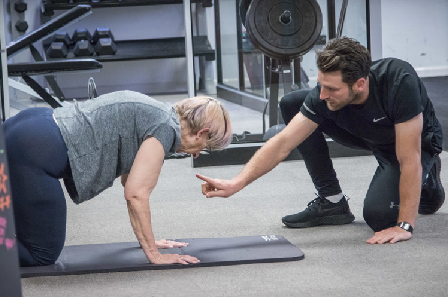 Full Time Personal Trainer - Hitchin