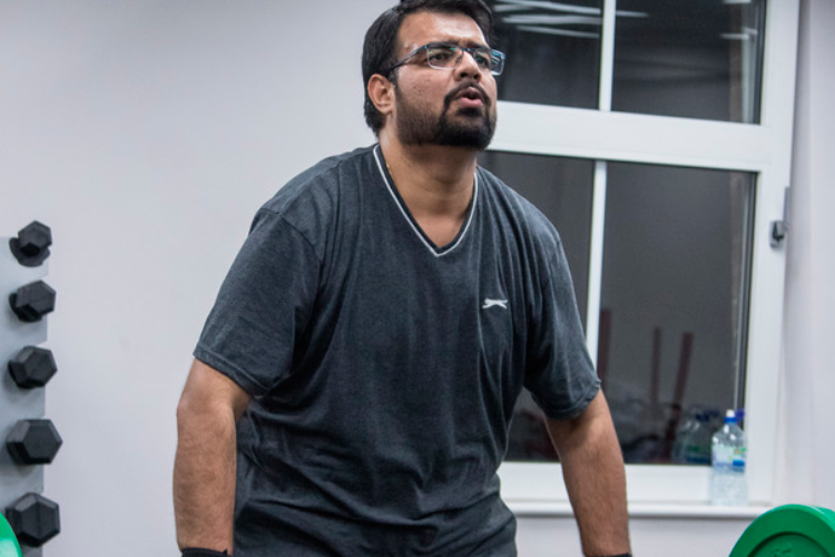 """Sam's Journey at The DVCC: """"I was 160 kilos… Last week I checked and I'm now 120"""""""